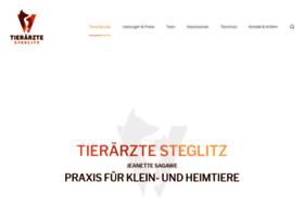 Tieraerzte-steglitz.de thumbnail