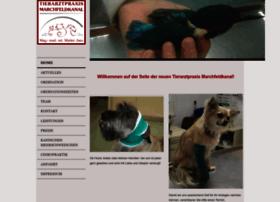 Tierarzt-marchfeldkanal.at thumbnail