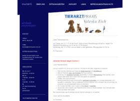 Tierarztpraxis-eich.de thumbnail