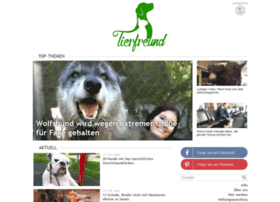 Tierfreund.co thumbnail