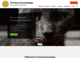 Tierheim-emmendingen.de thumbnail