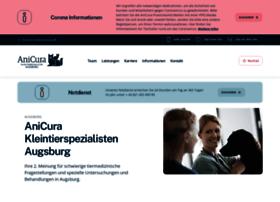 Tierklinik-augsburg.de thumbnail