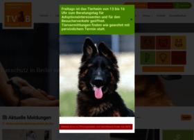 Tierschutz-berlin.de thumbnail