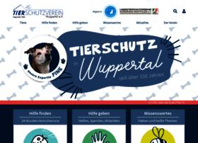Tierschutzverein-wuppertal.de thumbnail