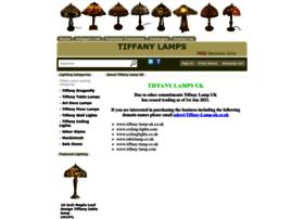 Tiffany-lamp-uk.co.uk thumbnail