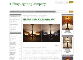 Tiffanylightingcompany.co.uk thumbnail