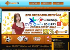 Tiger77.cash thumbnail