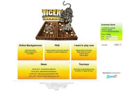 Tigergammon.eu thumbnail