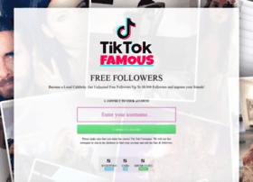 Tiktokfamous.club thumbnail