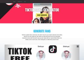 Tiktokfans.live thumbnail