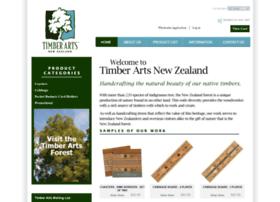 Timberarts.co.nz thumbnail