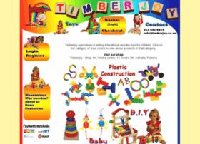 Timberjoy.co.za thumbnail