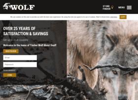 Timberwolfsnuff.com thumbnail