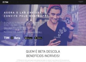 Timbeta.com.br thumbnail