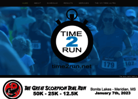 Time2run.net thumbnail