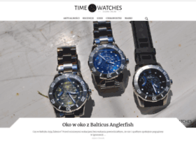 Timeandwatches.pl thumbnail