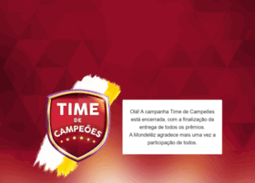 Timecampeoes.com.br thumbnail