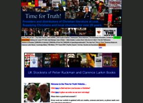 Timefortruth.co.uk thumbnail