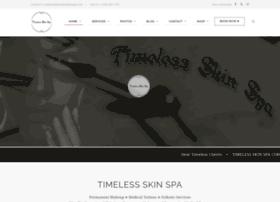 Timelessskinspa.com thumbnail