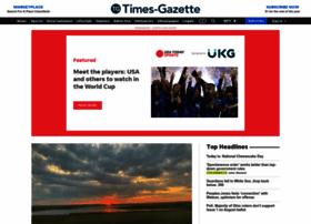 Times-gazette.com thumbnail