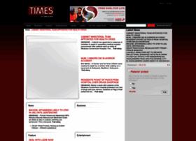Times.co.sz thumbnail