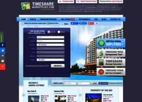 Timesharemarketplace.com thumbnail