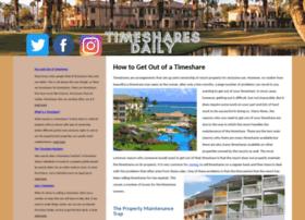 Timesharesdaily.com thumbnail