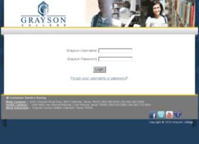 Timesheets.grayson.edu thumbnail
