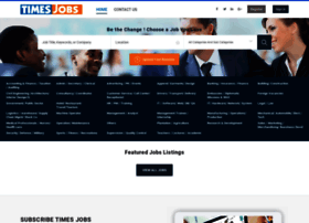 Timesjobs.lk thumbnail