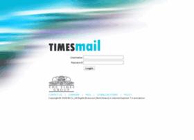 Timesmail.timesgroup.com thumbnail