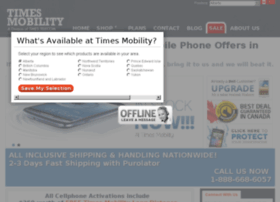 Timesmobility.ca thumbnail