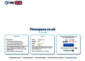 Timespace.co.uk thumbnail