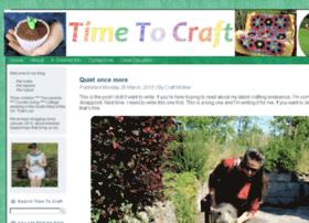 Timetocraft.co.uk thumbnail