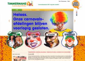 Timmermanscarnaval.nl thumbnail