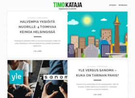 Timokataja.fi thumbnail
