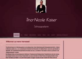 Tina-nicole-kaiser.de thumbnail