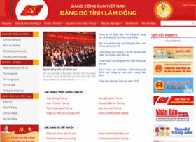 Tinhuy.lamdong.gov.vn thumbnail