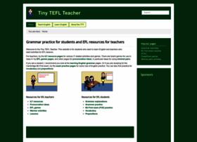 Tinyteflteacher.co.uk thumbnail