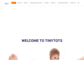Tinytots.org.in thumbnail