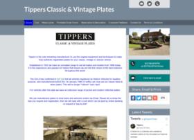 Tippersvintageplates.co.uk thumbnail