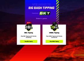 Tipping.cricket.com.au thumbnail