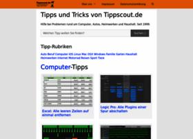 Tippscout.de thumbnail