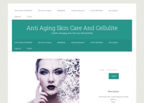 Top 8 anti aging skin care tips websites