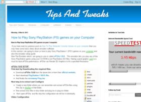 Tipsandtweaks.net thumbnail