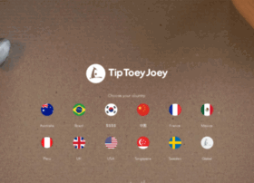 Tiptoeyjoey.com.br thumbnail