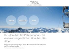 Tirol.de thumbnail