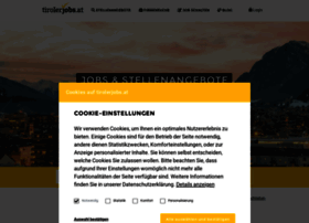 Tirolerjobs.at thumbnail