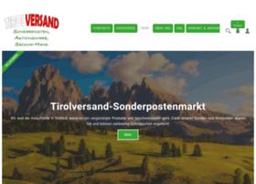Tirolversand.it thumbnail