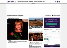 Tiscali.cz thumbnail