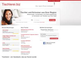 Tischlerei.biz thumbnail